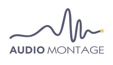 Логотип Audio Montage