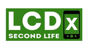Логотип LCDX