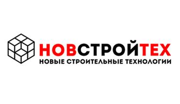Логотип Новстройтех