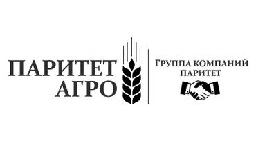 Логотип Паритет Агро