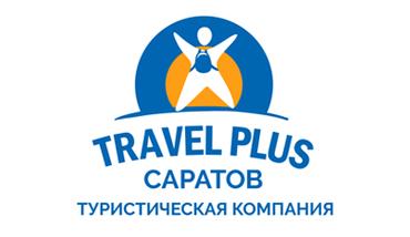 Логотип Travel Plus