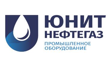 Логотип Юнит Нефтегаз